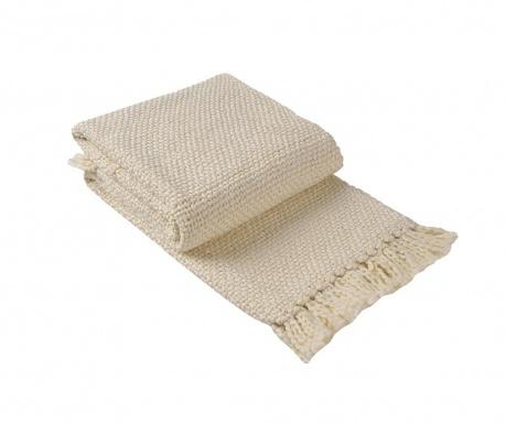 Κουβέρτα Cinar Ecru 130x170 cm