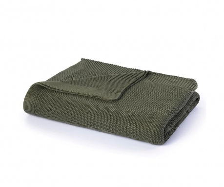 Κουβέρτα Fulham Olive 230x240 cm