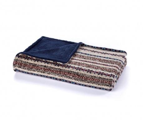 Κουβέρτα Bedford Warm Grey 130x170 cm