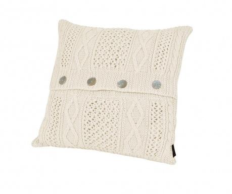 Διακοσμητικό μαξιλάρι Bradford Ecru 40x40 cm