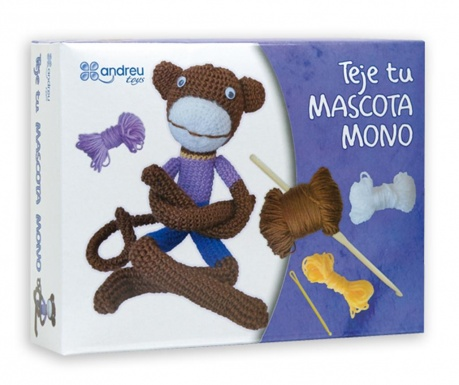 Zestaw kreatywny Monkey