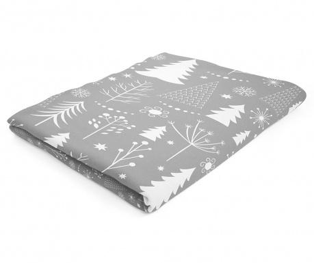 Κουβέρτα Woods Grey