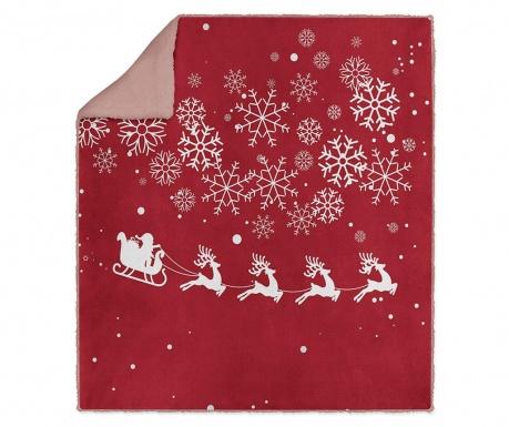 Κουβέρτα Christmas Ride