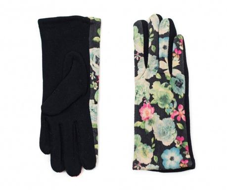 Floralis Black and Blue Kesztyű