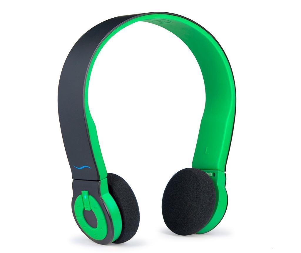 Brezžične slušalke hi-Edo Black and Green