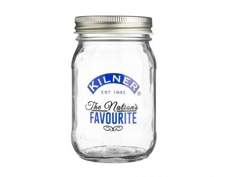 Favourite Befőttesüveg fedővel 400 ml