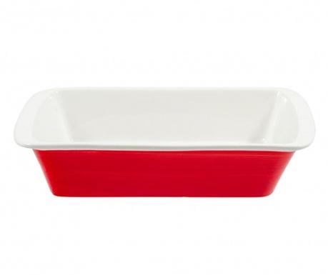 Rectangular Red Sütőtepsi