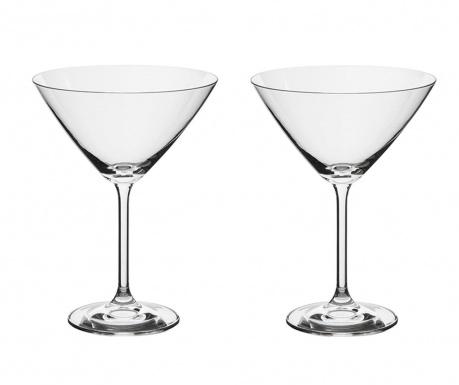 Bohemia Roya 2 db Martinis pohár 285 ml