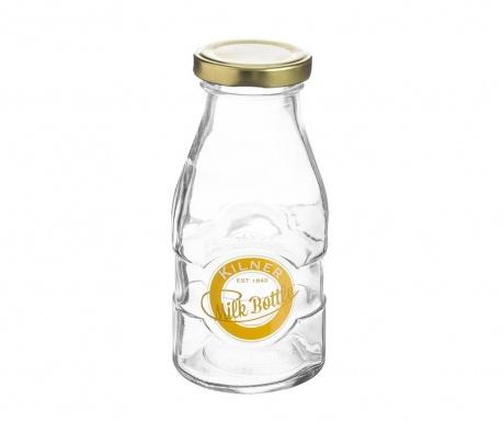 Μπουκάλι με καπάκι για γάλα Dronis 189 ml