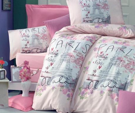Komplet pościeli King Ranforce Holiday Pink