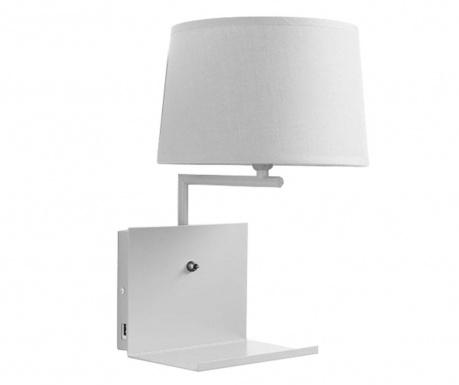 Nio White Fali lámpa