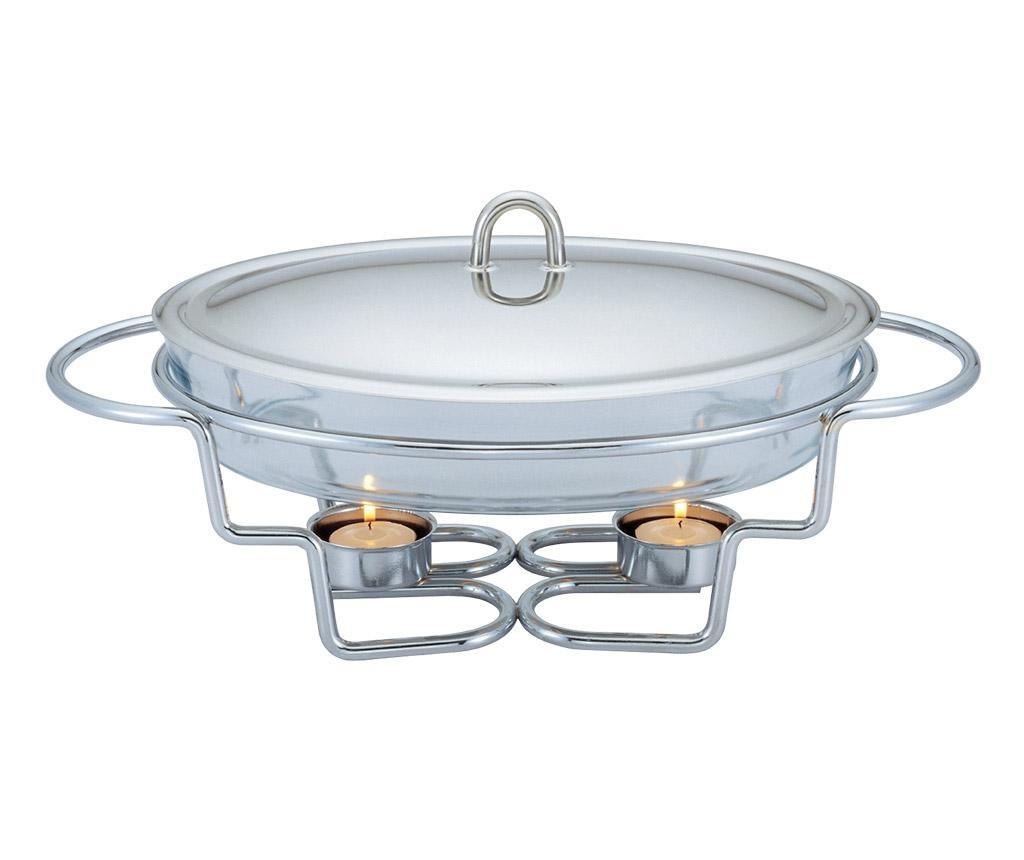 Teplá nádoba dish Oval 3 L