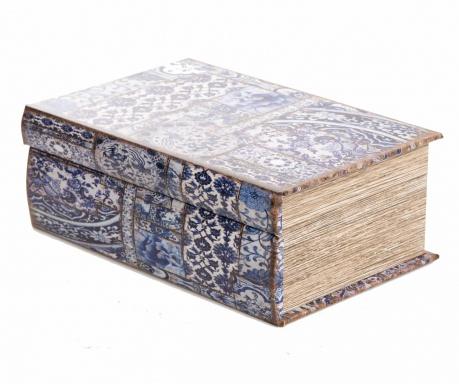 Chinese floral Könyvdoboz