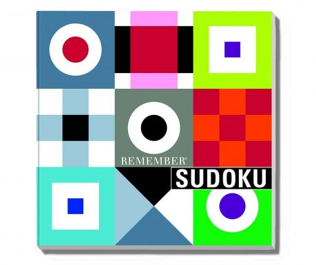 Version Two 82 darabos Sudoku játék