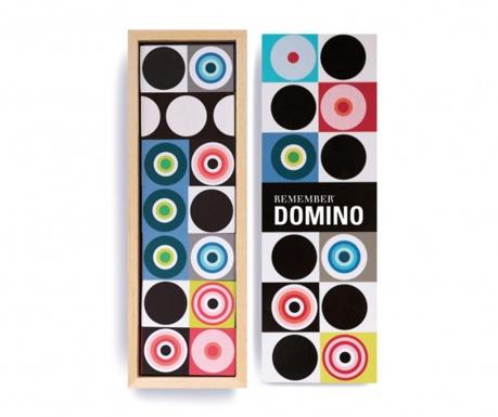 Marco 28 darabos Domino játék