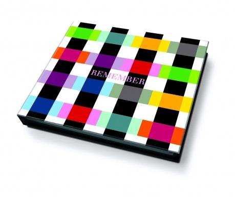 Colour Caro Öntapadó jegyzettömb