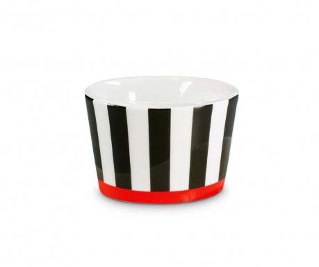 Black Stripes Tojástartó