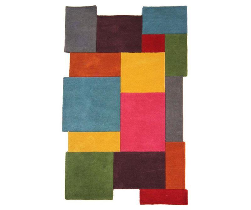 Abstract Collage Multi Szőnyeg 120x180cm