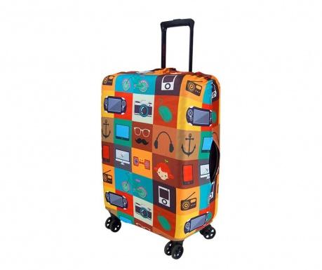 Obal na cestovní kufr Love Life