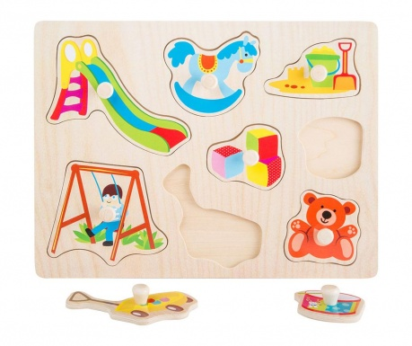 9-dijelna igra tipa slagalice Toys