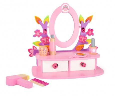 Toaletni stolić igračka Make Up