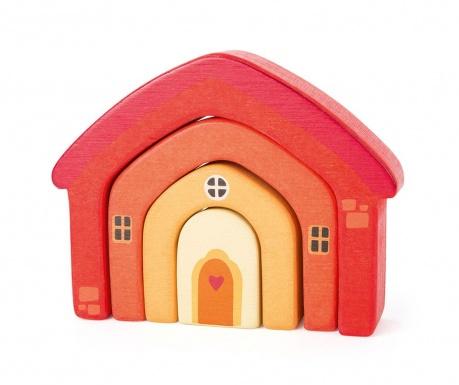 4-dijelni set za građenje House