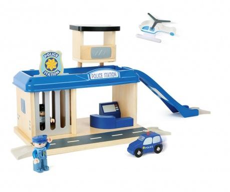 Set policijska postaja igračka Play and Fun
