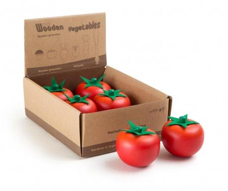 Set 6 povrća igračke Tomato