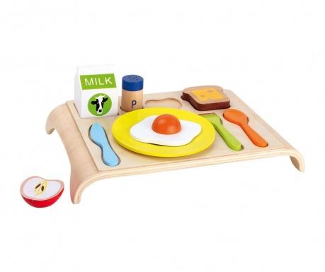 10-dijeni set za doručak Good Morning