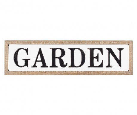 Nástěnná dekorace Garden