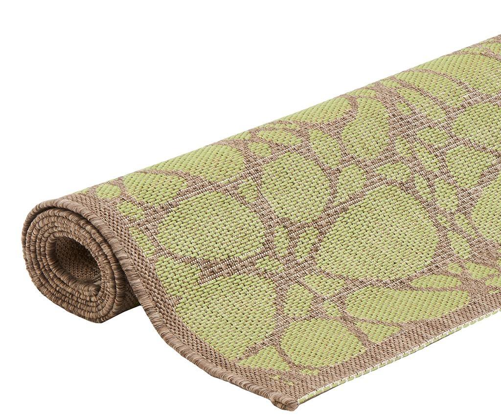 Tepih Fiore Green 135x190 cm