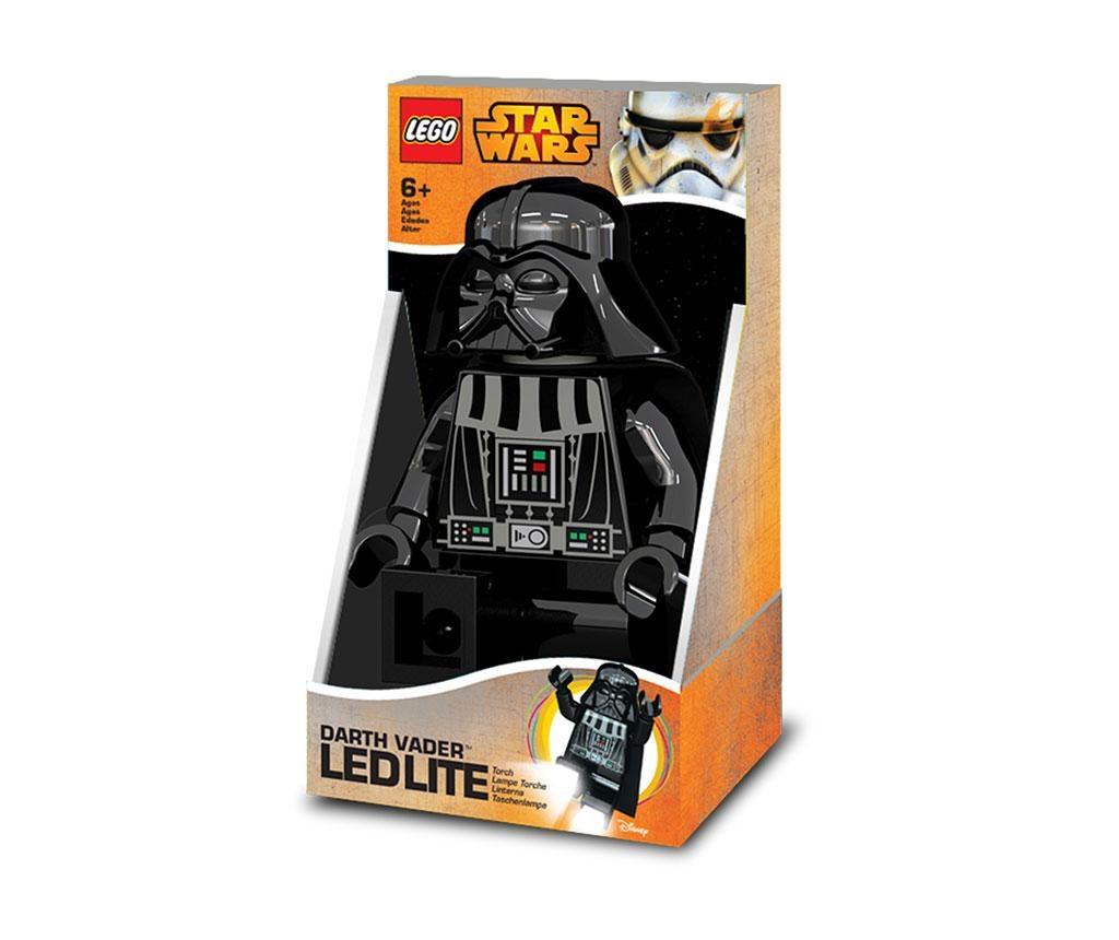 Noćna svjetiljka Lego Darth Vader