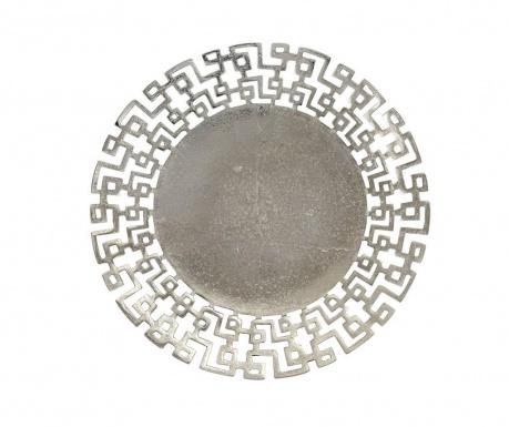 Декоративно плато Silver Maze M
