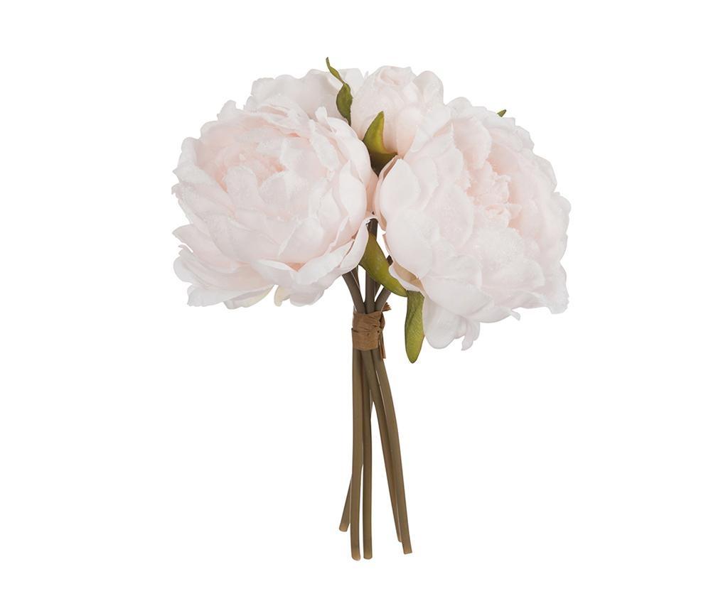 Set 5 flori artificiale Pink Peonies