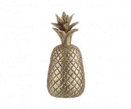 Dóza s vekom Golden Pineapple