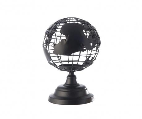 Свещник Globe Black