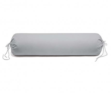 Μαξιλαροθήκη Satin Saty Glacier Grey 25x90 cm
