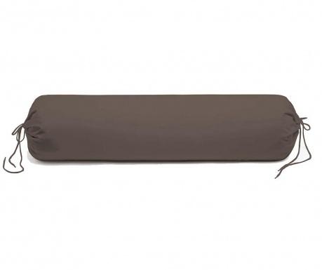 Μαξιλαροθήκη Satin Saty Taupe Grey 25x90 cm