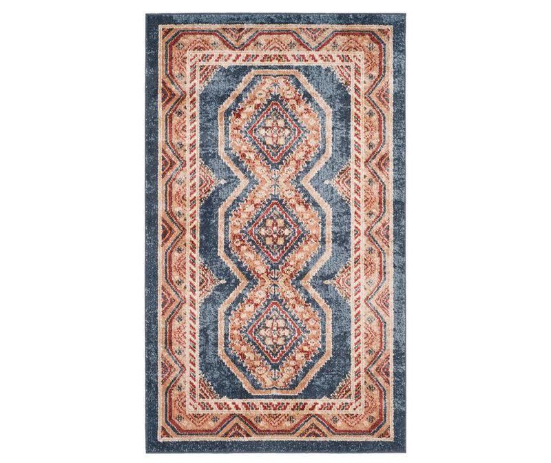 Covor Adalyn Blue 90x150 cm