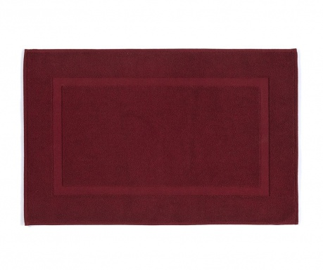 Predložka do kúpeľne Brighton Red Wine 50x80 cm
