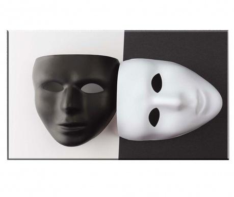 Obraz Mask 100x140 cm