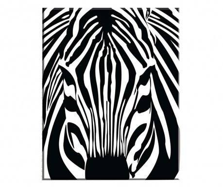 Zebra Kép 100x140 cm