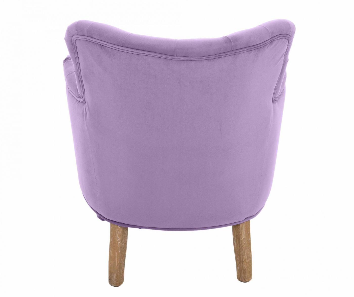 Fotelj Evora Purple