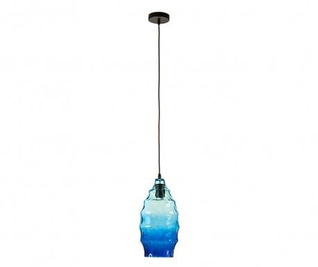 Závesná lampa Chloe Blue