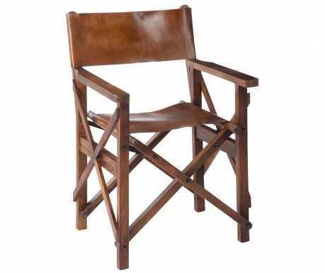 Skladacia stolička Movie Director Brown