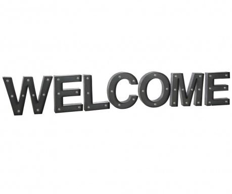 Svetelná dekorácia Welcome