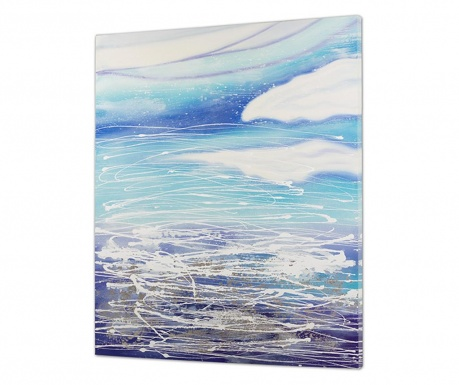 Slika Abstract Sky 110x135 cm