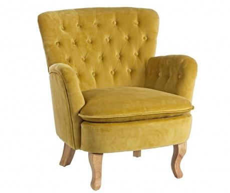 Orlins Mustard Fotel