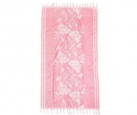 Кърпа за баня Pestemal Partenon Pink 80x160 см