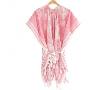 Partenon Pink Poncsó 75x77 cm